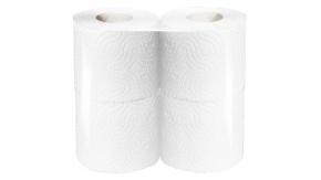 """81500Э/T253 Туалетная бумага в стандартных рулонах """"EXTRA"""" 2 слоя, 50 метров"""