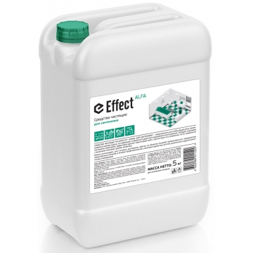 101 Effect ALFA 5л чист. ср-во д/сантехники (лифтов) 5л 1/2