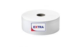 """10620Э/T2200 Туалетная бумага в средних рулонах """"EXTRA"""" 2 слоя, 200 метров"""