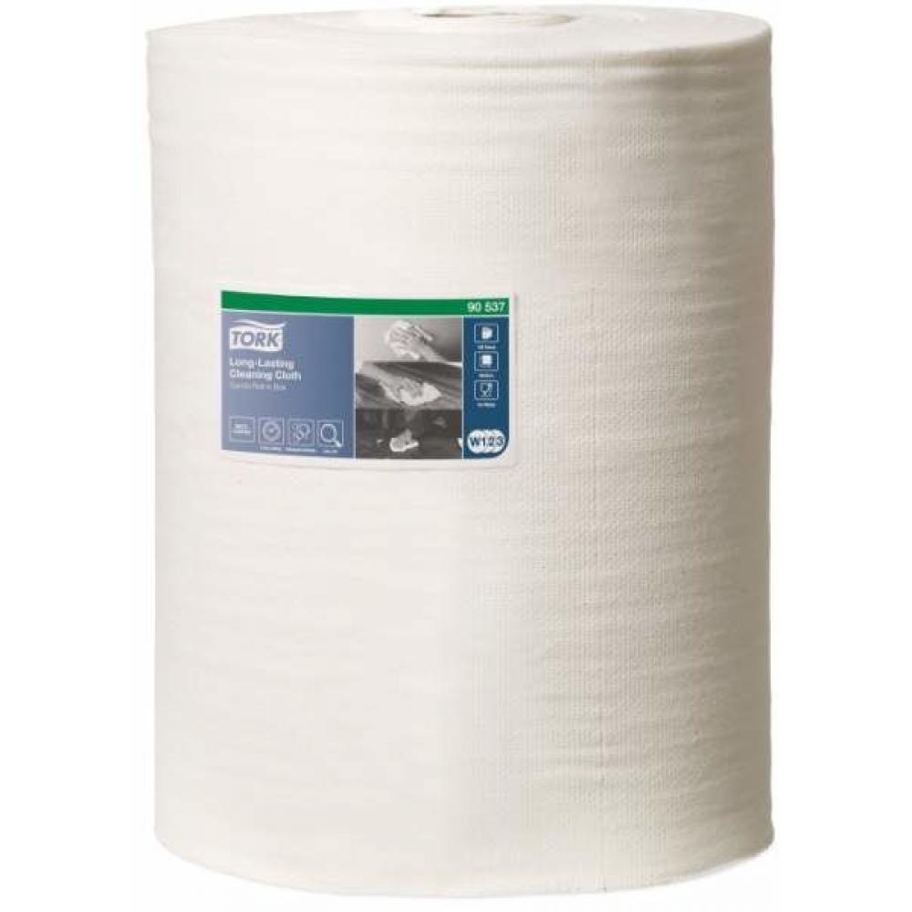 90537 Tork нетканый материал для интенсивной очистки в малом рулоне со съемной втулкой