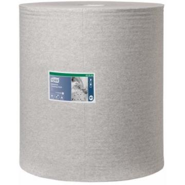 520304 Tork нетканый материал для удаления масла и жира в большом рулоне, серый